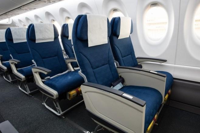 nouveaux siège en cabine Premium Economy