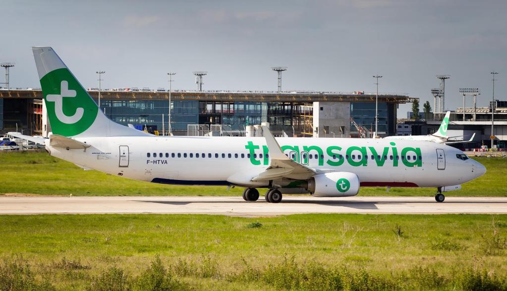 F-HTVA Transavia France Boeing 737-800 - cn 62158 / 5733