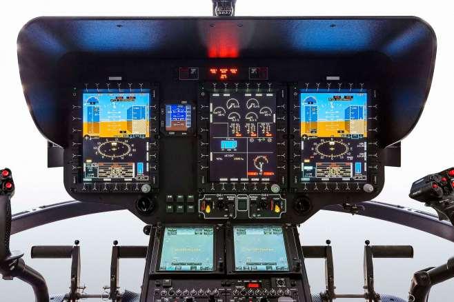 système avionique Helionix