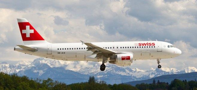 A320 SWISS HB-JLQ