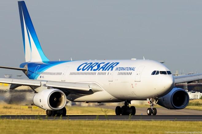 Airbus A330-343 Corsair International F-HBIL