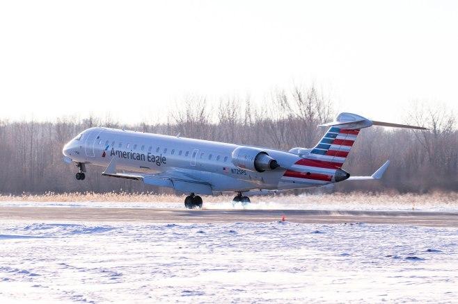 Bombardier CRJ-700 « American Eagle »