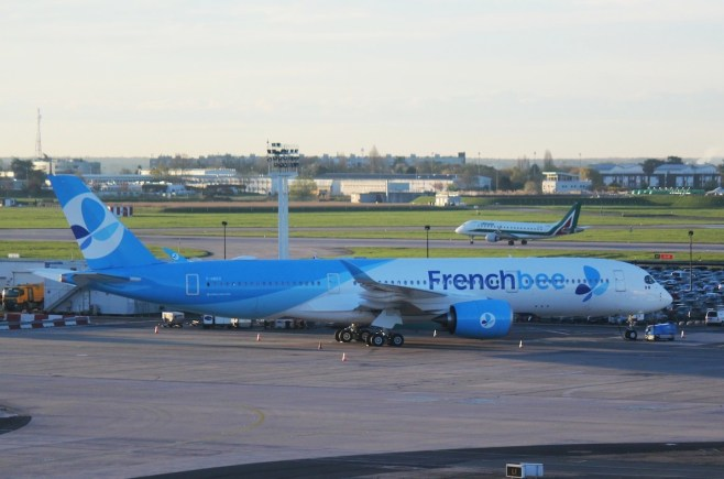 A350-900 French Bee F-HREV