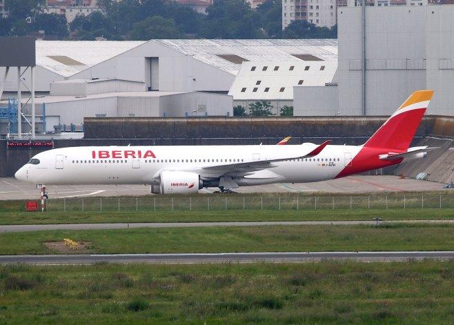 Airbus A330-941 Iberia s/n 219 EC-MXV