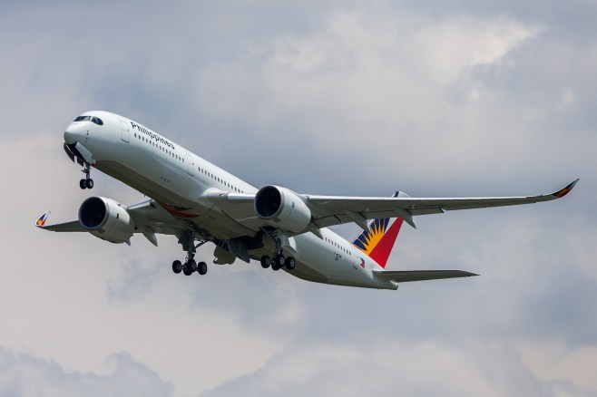 A350-900 Philippines Airlines - MSN 221