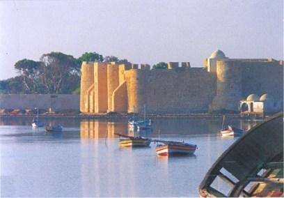 forteresse du Borj El Kébir
