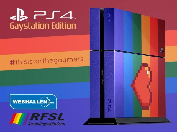 PS4-GayStation