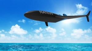 natilus drone cargo