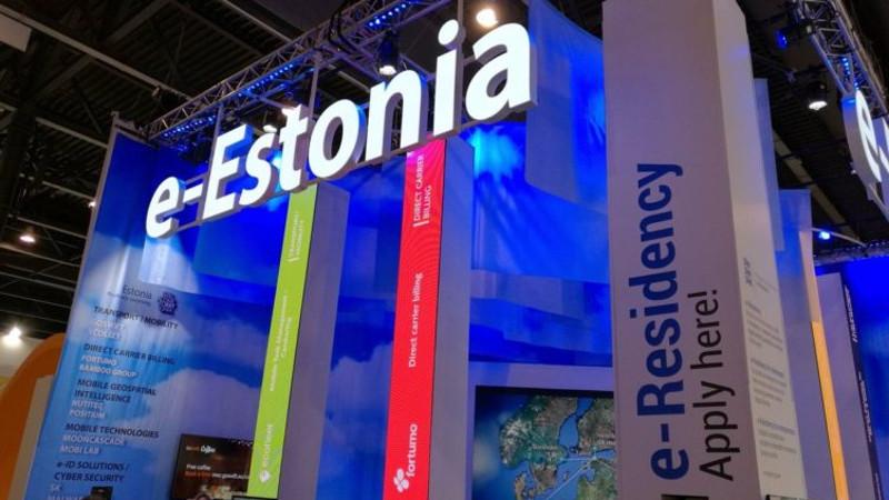 eresident estonie