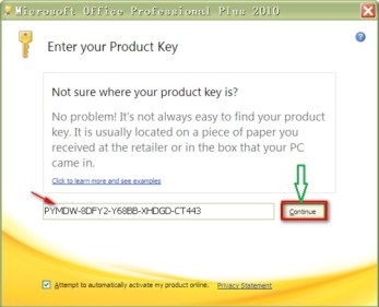 Microsoft Office 2010 Product Key Generator Plus Activator