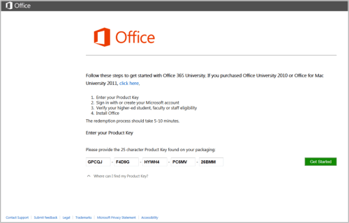 Office 365 Product Key 2017 Full Version Free Download