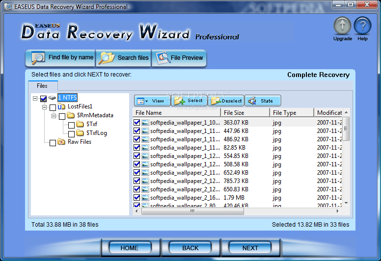 easeus data recovery wizard pro with bootable media