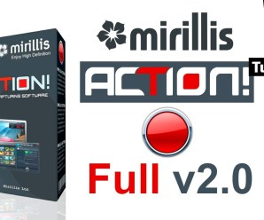 Mirillis Action 3.4.0 Serial key 100% Working
