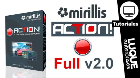 Mirillis Action V2.0 Serial key 100% Working
