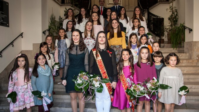 Reinas, Damas y Cortes de Honor 2017