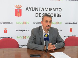 Rafael Magdalena, en rueda de prensa