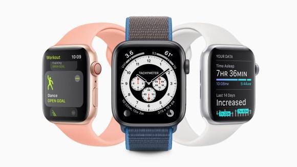 un apple watch serie 5 novedades watchOS 7 WWDC