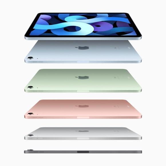 Imagn de un iPad Air 4 generación en actualidad accesible news