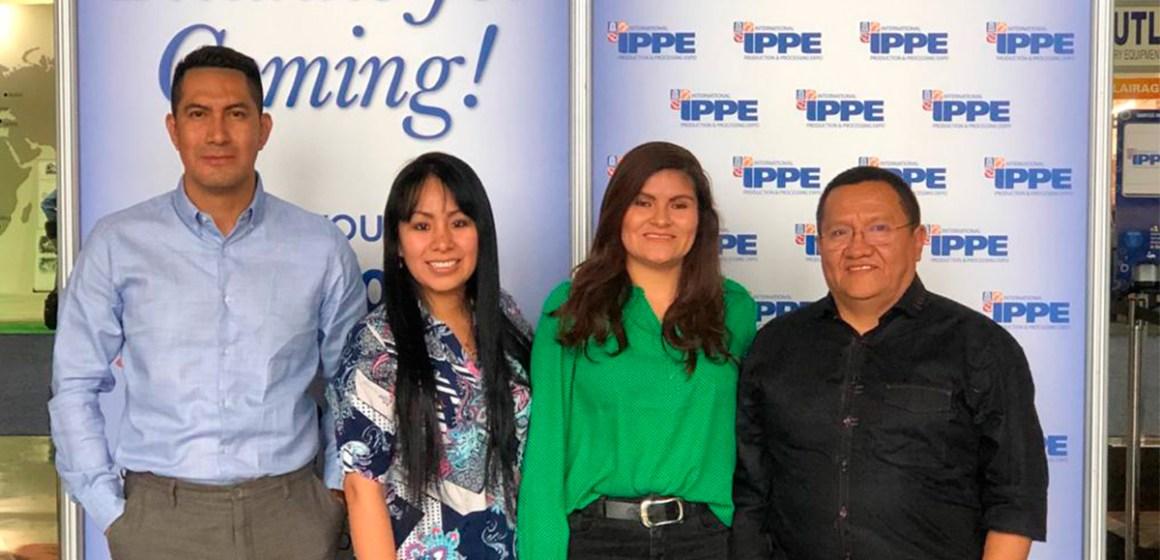 CKM asiste al IPPE 2020