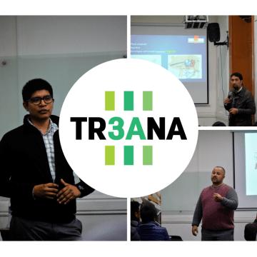 TR3ANA realizó I workshop de nutrición de aves y cerdos