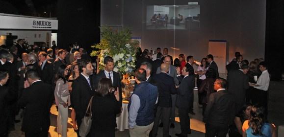 Contilatin agasaja a sus clientes y proveedores en Lima