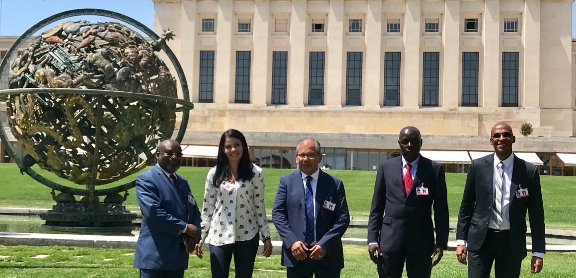 ilender fue reconocida en RSE por la ONU