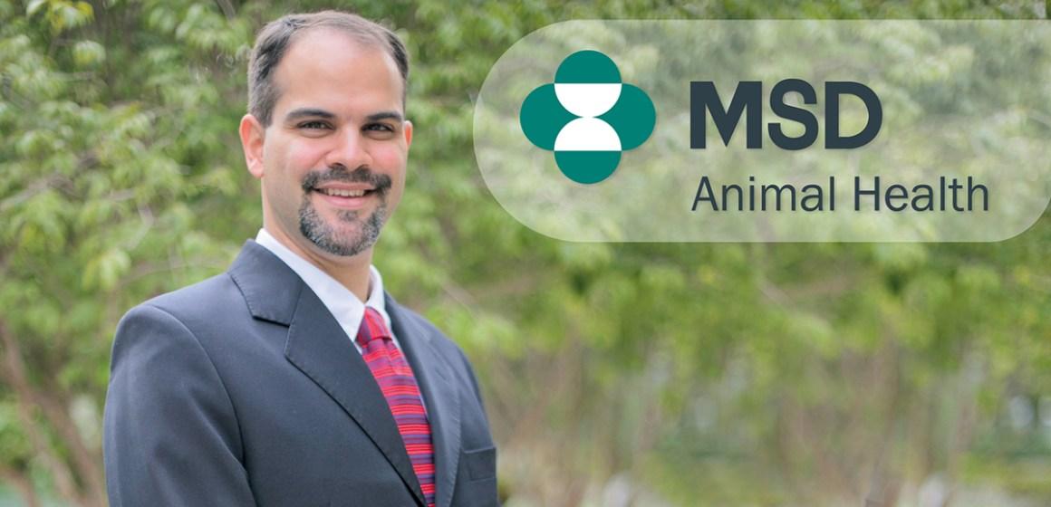 MSD Animal Health presenta a su nuevo Gerente General