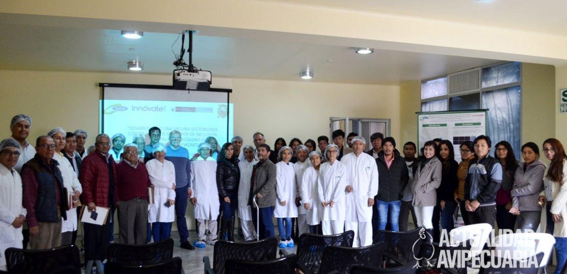 Farvet realizó taller de cierre de proyecto en Chincha