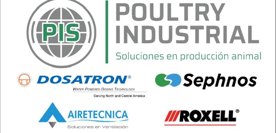 Poultry Industrial Perú: distribuidor de Dosatron USA, Roxell, Sephnos, Tigsa, Airetecnica