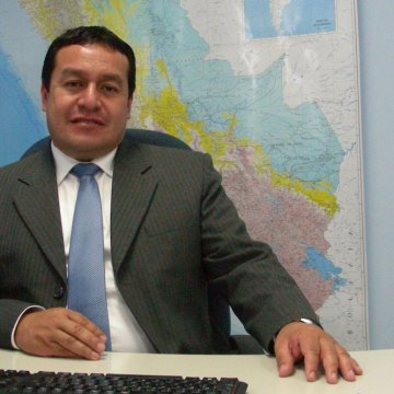 MV Miguel Quevedo asume la jefatura del Senasa