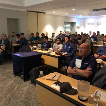 Aviagen da la bienvenida a Cliente IP-CMI a seminarios en América Central