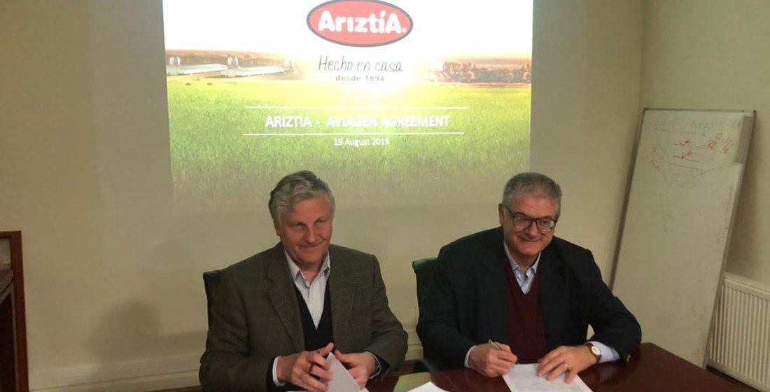 Aviagen continúa dinámica expansión en América Latina al celebrar acuerdo con Ariztía