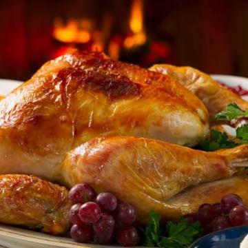 Navidad: Conoce cinco beneficios del consumo de pavo