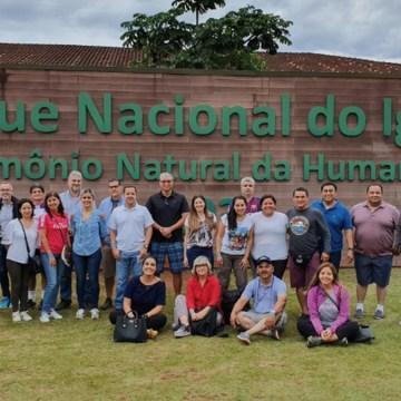 Delegación peruana participó del Training Latam en Iguazú