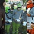 COVID-19: hombre donó 250 pollos a la brasa a policías y personal que laboraban durante cuarentena en Surco