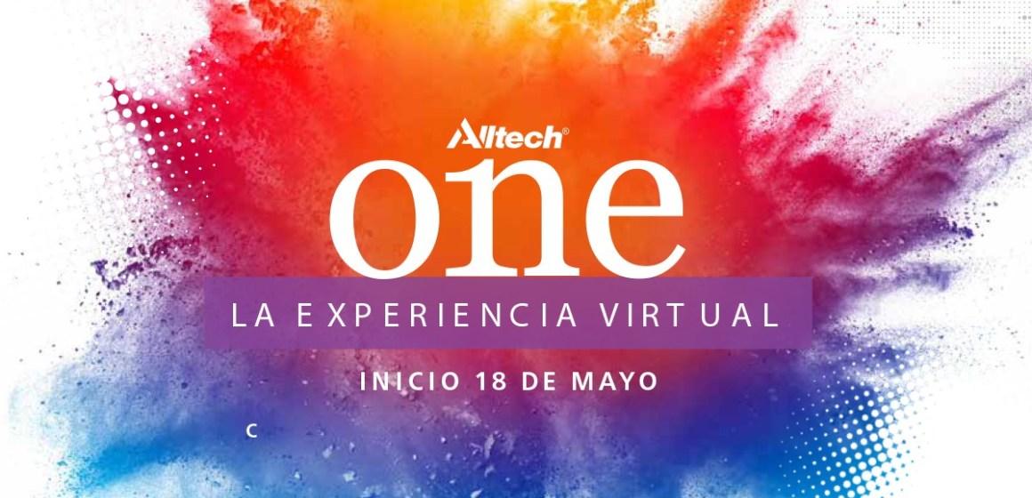¿Por qué unirse a la experiencia virtual de Alltech ONE?