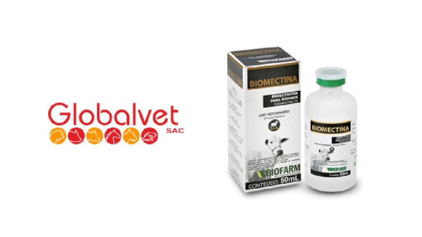 Comunicado Globalvet: Sobre el uso de Biomectina 1%