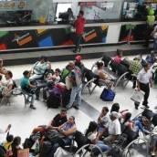 Las terminales moverán a un millón de viajeros