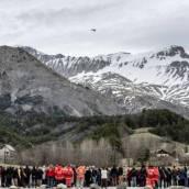 Video registró últimos segundos de avión de Germanwings: Bild