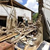Organismos de rescate hallaron el cuerpo 95 en Salgar