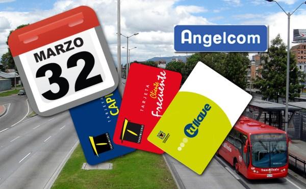 A partir del 32 de marzo, los usuarios podrán usar cualquier tarjeta para acceder a Transmilenio o a los buses del SITP