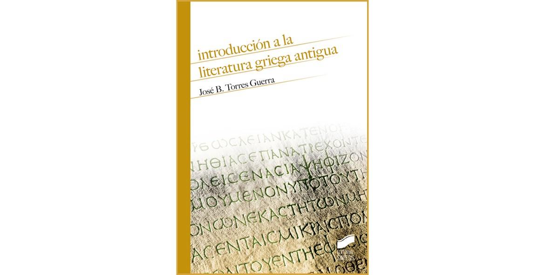 Introducción a la literatura griega antigua