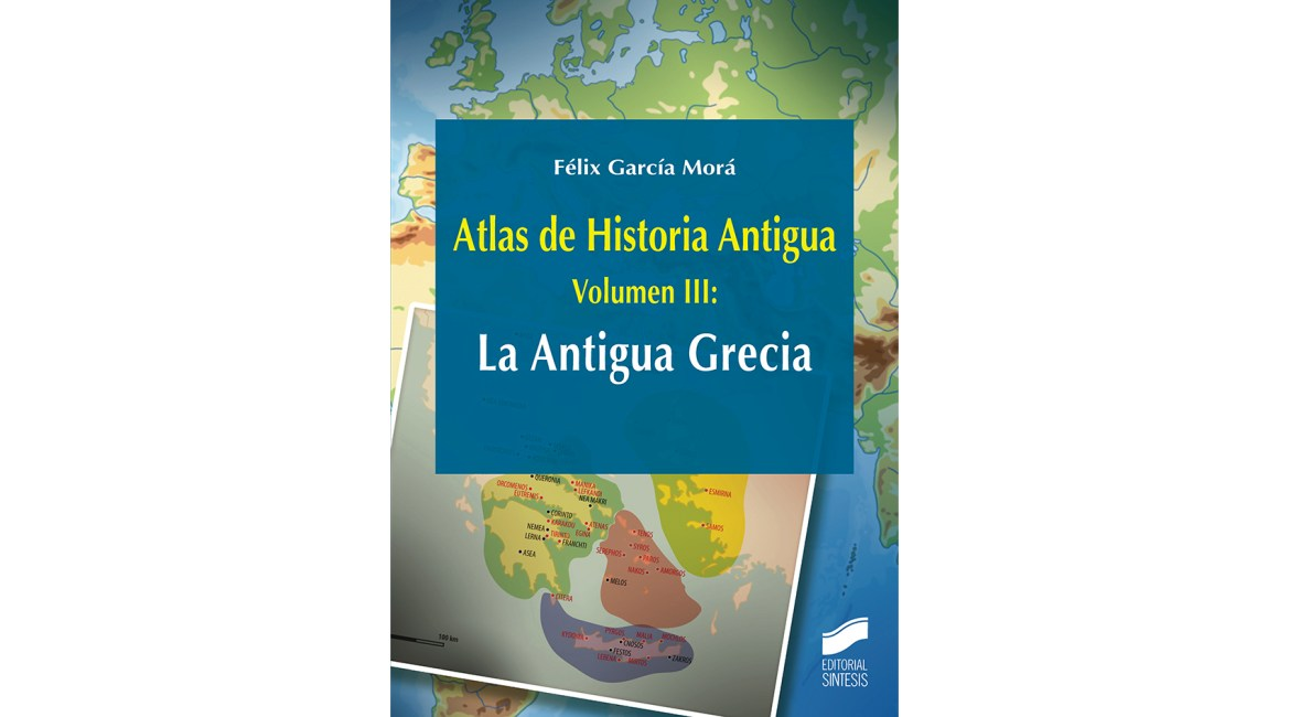 Atlas de Historia Antigua. Volumen 3