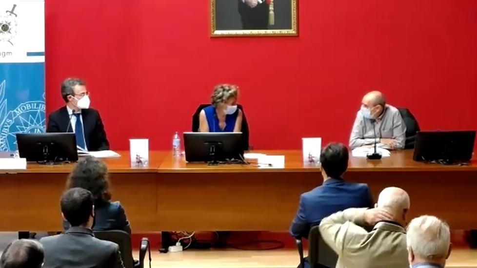 Sara Núñez de Prado Clavell presenta su libro en el IUGM