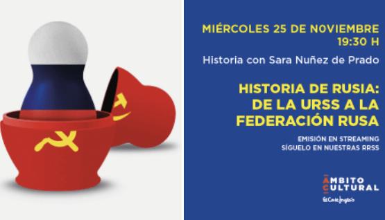 Sara Núñez en Ámbito Cultural