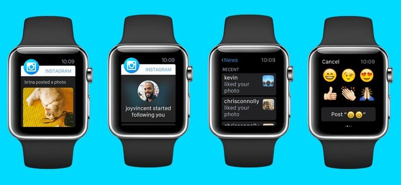 Permalink to Instagram deja de ser compatible con el Apple Watch