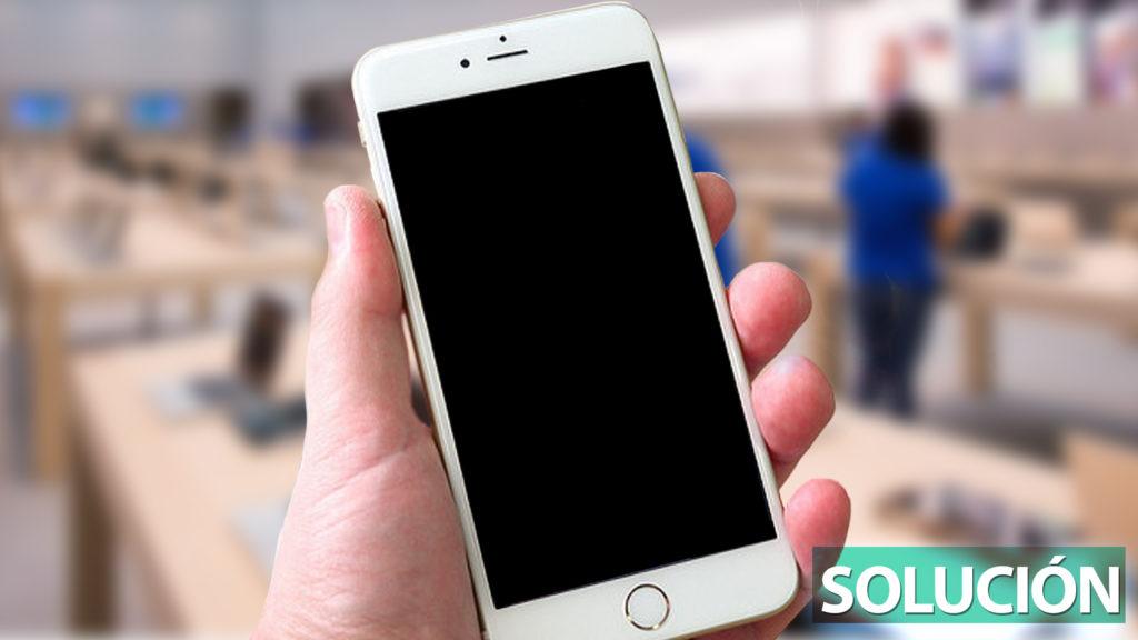 Permalink to ¿Qué hacer si mi iPhone no quiere encender? Pantalla negra