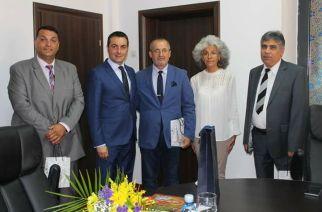15 ani de cooperare între autorităţile din Giurgiu şi Ruse, celebraţi în oraşul bulgar vecin