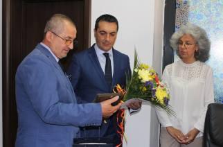 Giurgiuvenii şi bulgarii din Ruse implementează un nou proiect european