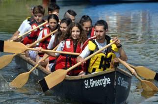 Ivan Patzaichin revine la Giurgiu cu al său renumit concurs de vâslit în canotci